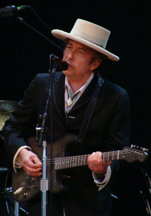 Bob Dylan at Azkena Rock Festival